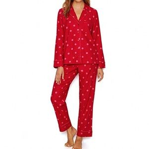 NWT Kate Spade ♠️ Holiday Pajamas Set